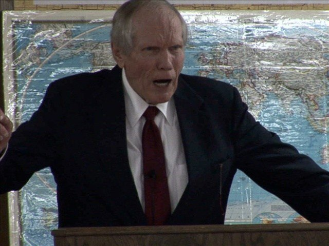 The Rev. Fred Phelps Sr., who founded a Kansas church that's widely known for its protests at military funerals and anti-gay sentiments, is in a care facility.