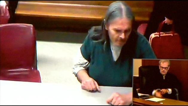 It was a court appearance 24 years in the making and it lasted less than four minutes, but for the families of the three women Donna Perry, 62, is charged with killing, those four minutes sure mean a lot.