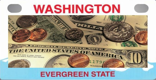 Most vehicle owners will pay more for their car tabs next year in a bill heading to the governor's desk that will save the state money on building a new ferry in Washington.