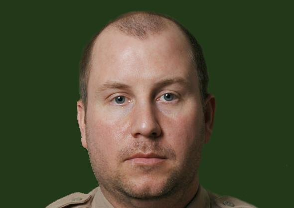 Spokane County Sheriff Ozzie Knezovich says Deputy Todd Saunders has been placed on administrative leave during an internal investigation.