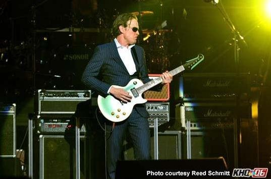 Joe Bonamassa concert at the INB Performing Arts Center on Tuesday, March 25th