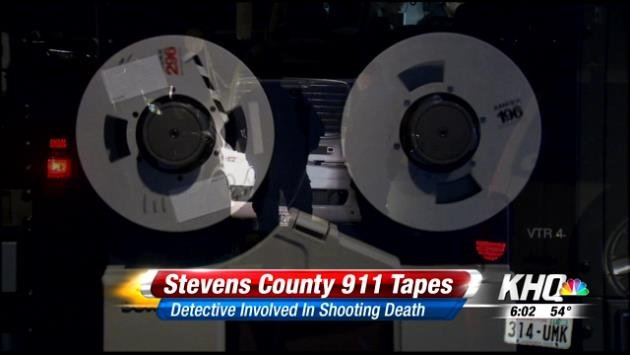 911 tapes obtained by KHQ detail the moments after the fatal shooting that killed 41-year old Brendon Wright.