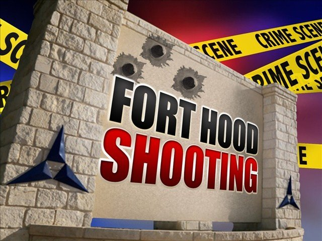 A Fort Hood official confirms the soldier who killed three people and wounded 16 others bought his gun at the same nearby gun shop as the shooter convicted in the 2009 rampage on the military base.