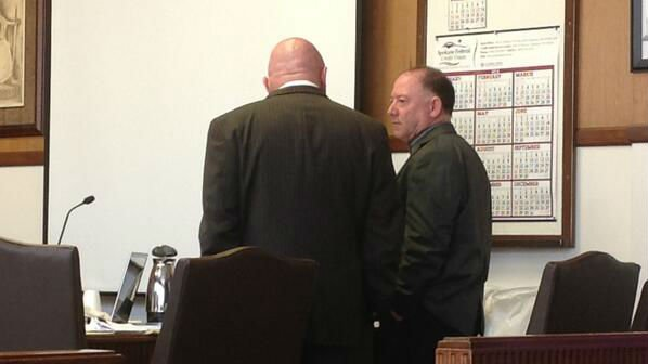 During day 6 of the Gail Gerlach Trial, Gerlach's wife Sharon took the stand