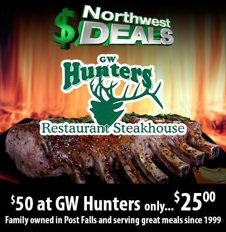 KHQ NW Deals: Half-Off Deals Every Week