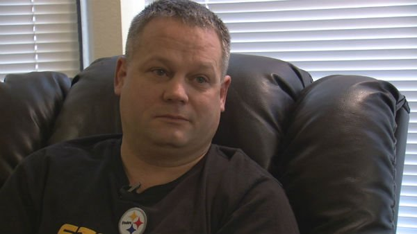 Todd Stone was shot while working at a downtown Spokane bar last week. He says he's lucky to be alive.