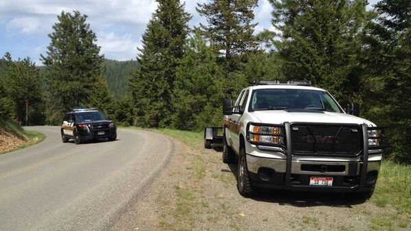 Friday, May 16, 2014, a body was located in the  Coeur d'Alene National Forest area surrounding Fernan Lake in Kootenai County.