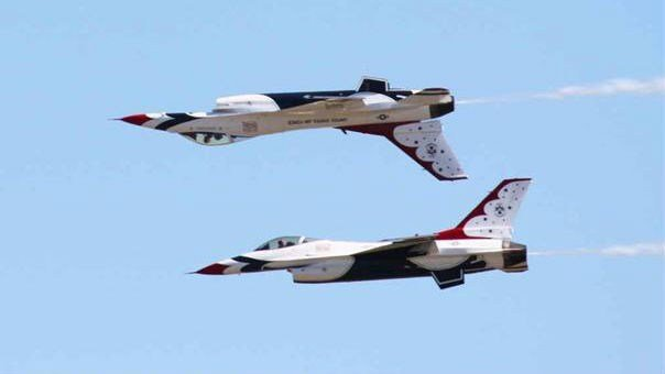 Skyfest 2014 is THIS WEEKEND at Fairchild Air Force Base