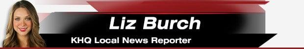 Liz Burch KHQ Local News Reporter