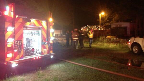 One person died in a house fire in Chattaroy