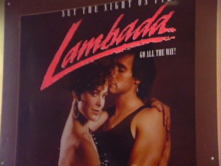 The Forbidden Dance Throwback Thursday Do you remember the Lambada The forbidden d