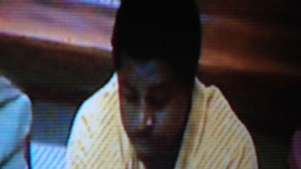 Rape and Burglary suspect Kenneth Williams made his first court appearance on Monday