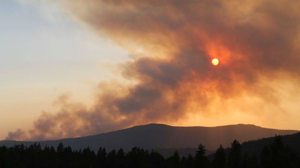 Photo courtesy of KHQ Facebook follower