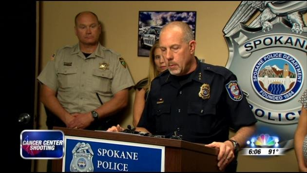 48 hours after the tragic shooting at Deaconess Hospital, Spokane authorities are asking the community to turn its focus toward mental health.