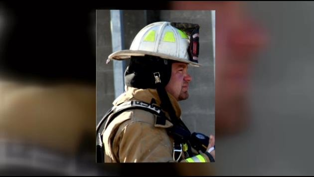 Two local fire departments banded together last week to send home Assistant Fire Chief Corey Stevens of the Medical Lake Fire Dept after a tornado touched down in his hometown of Smithfield, N.Y., killing three members of his family.