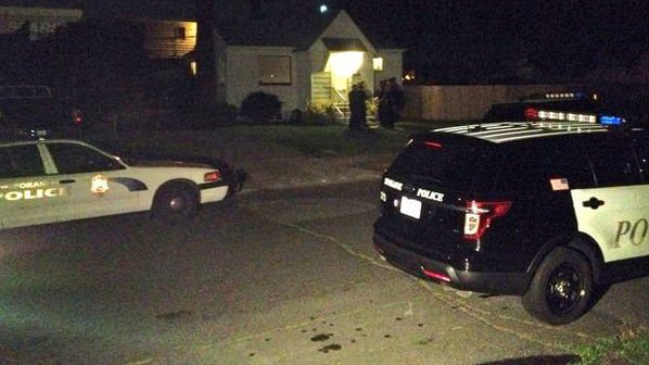 Spokane Police are investigating a home invasion robbery where a dog was shot and killed near Northtown Mall on Tuesday night