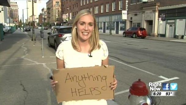story give real change city spokane launches campaign against giving panhandlers money