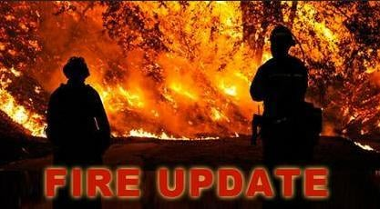 Updates For Wildfires In The Northwest Spokane North