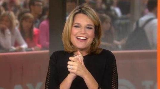 © Savannah Guthrie will be going on maternity leave August 11th