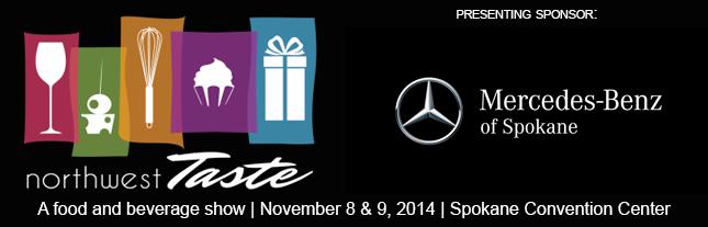 Northwest Taste - Food and Beverage Show - November 8 & 9, 2014