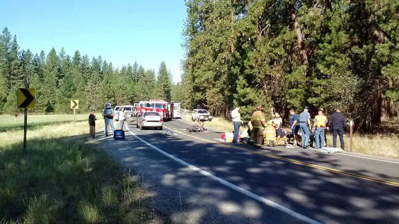 Crash on Highway 291 on July 26, 2014 killed 62-year-old motorcyclist Robert White