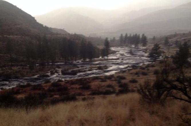 Flooding in Okanogan County