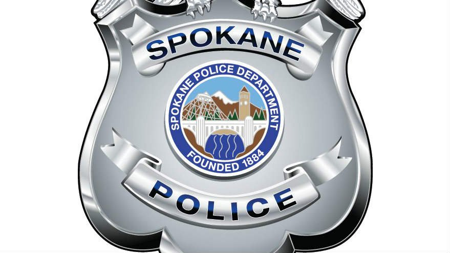 Spokane Police arrested a man for DUI on Friday morning who they say left his car on the train tracks after getting it stuck.