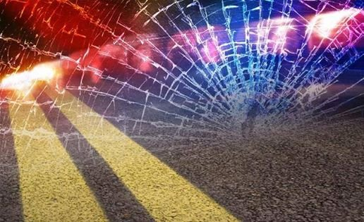 A man is dead after he crashed his car on I-90.