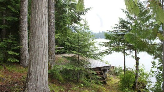 61 lots on Priest Lake will be auctioned off on Thursday (PHOTO COURTESY: CorbettBottles.com)