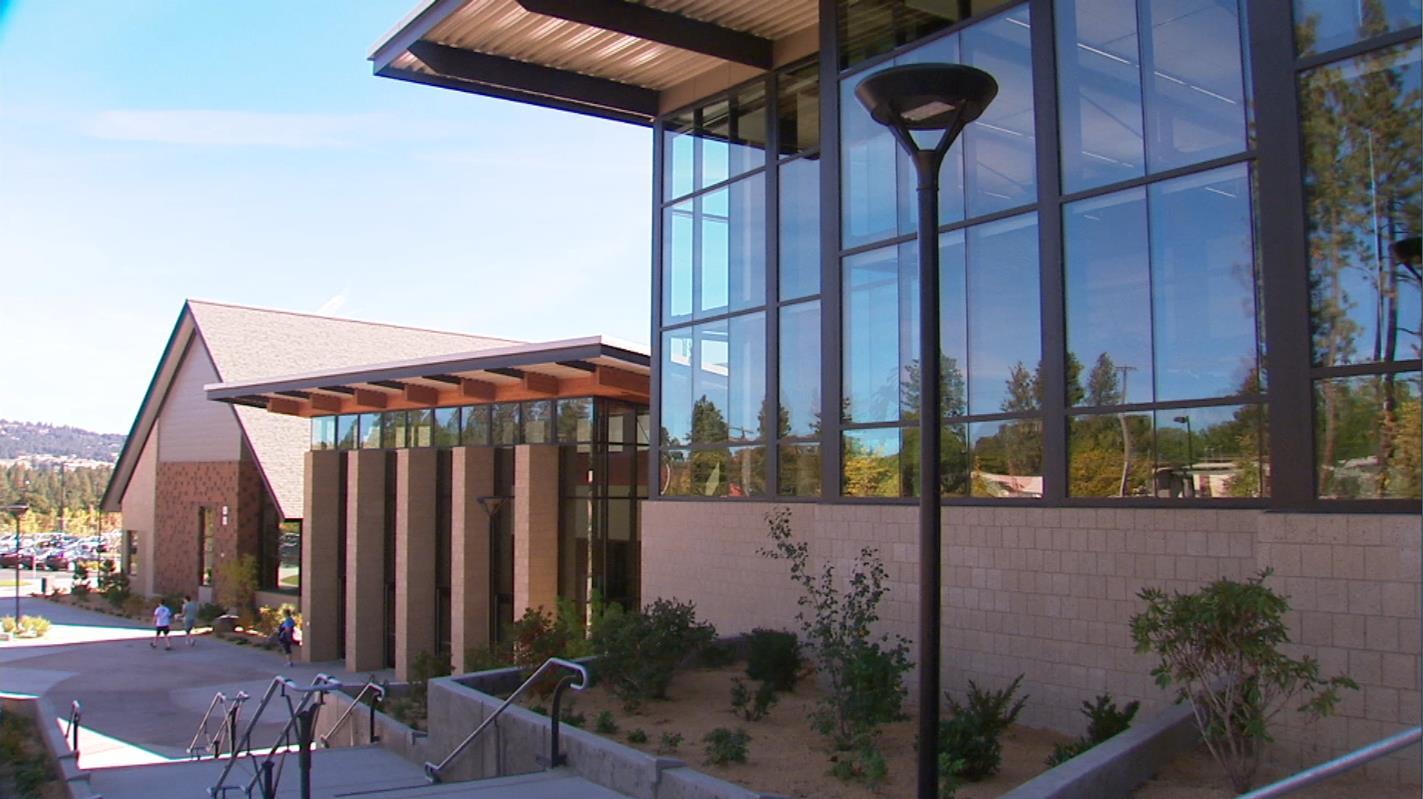 open school doors. Renovated Ferris High School Ready To Open Doors