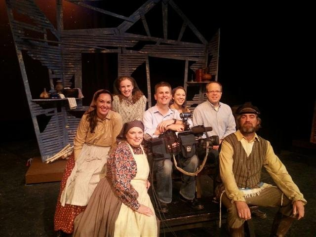 """Civic Theatre's """"Fiddler on the Roof"""""""