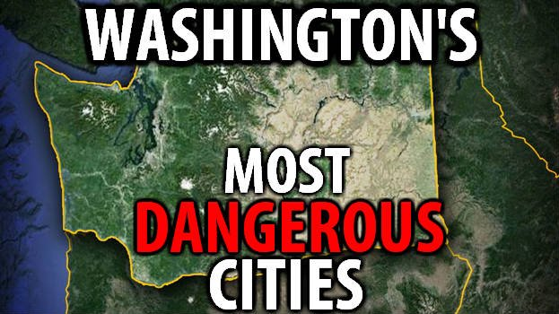 Spokane is listed as the fourth most dangerous city in Washington according to lawstreetmedia.com