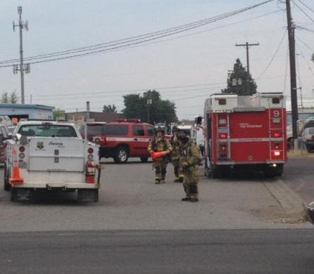 911 call reveals more information about potentially devastating chemical leak