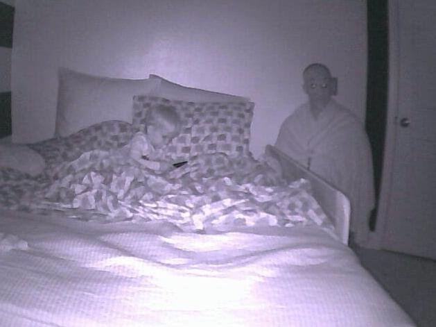 dad has nanny cam email scary pictures to wife