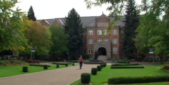 All quiet on campus after a bomb scare Thursday morning