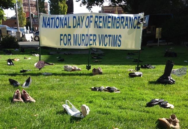 National Day of Remembrance for Murder Victims