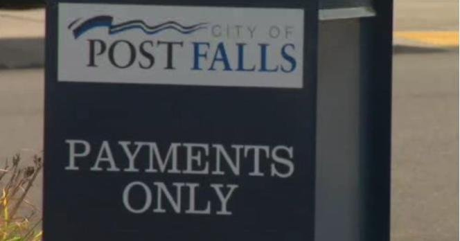 Post Falls going after overdue water bills