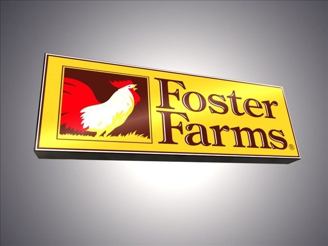 Foster Farms recalling 40,000 pounds of chicken due to possible listeria contamination