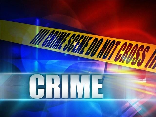 Deputies take down man armed with knife