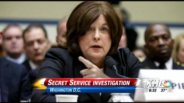 Secret Service Director