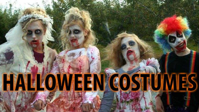 KHQ viewers sent in their ideas for Halloween costumes