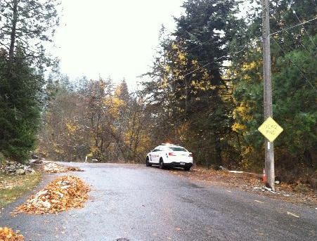 Coeur d'Alene police look for help in solving suspicious fire on Tubbs Hill