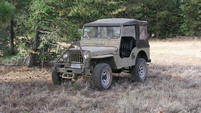 Since 1975 Gary Heidal has been the proud owner of his 1951 Korean War era Jeep. Police are investigating the theft and ask that you call Crime Check at 509-456-2233