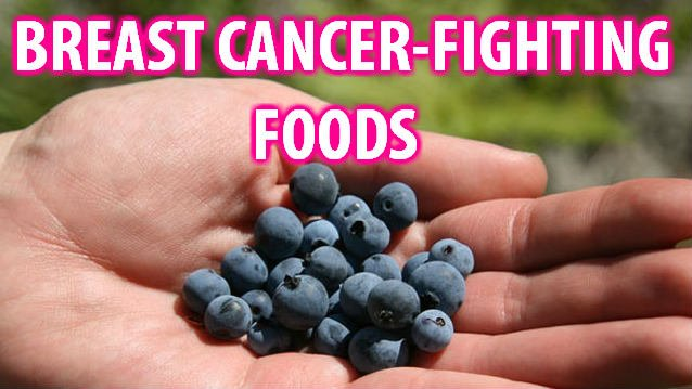8 foods that research has shown fight breast cancer