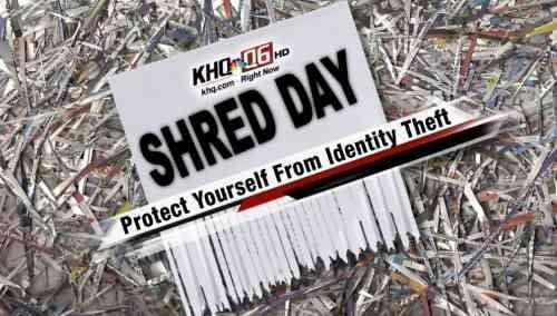 KHQ Shred Event in the books