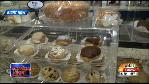 Sweet treats from Cole's Fine Foods