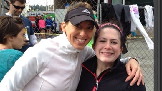 Millayna Klingback is a French and English teacher at Mt Spokane High School, and she has spent the last few months training for the upcoming Chicago Marathon.