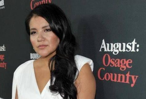 """Misty Upham, an actrees most known for her roles in """"August: Osage County,"""" has not been seen or heard from since before Monday, October 6th."""