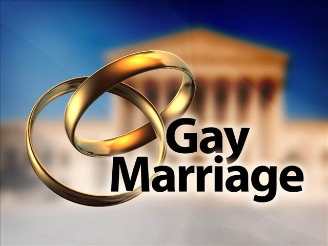 Same-sex marriage ban dissolved in Idaho Wednesay