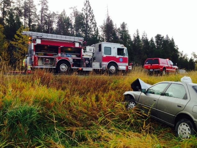 Photo courtesy of Megan Hill with Spokane Co. Fire District 4